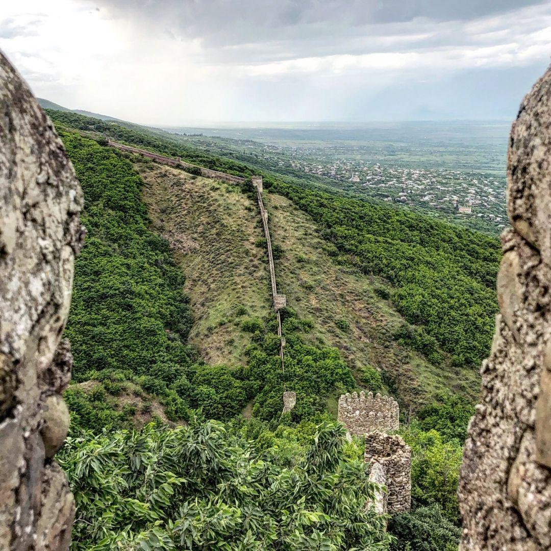 Muur rond Signagi