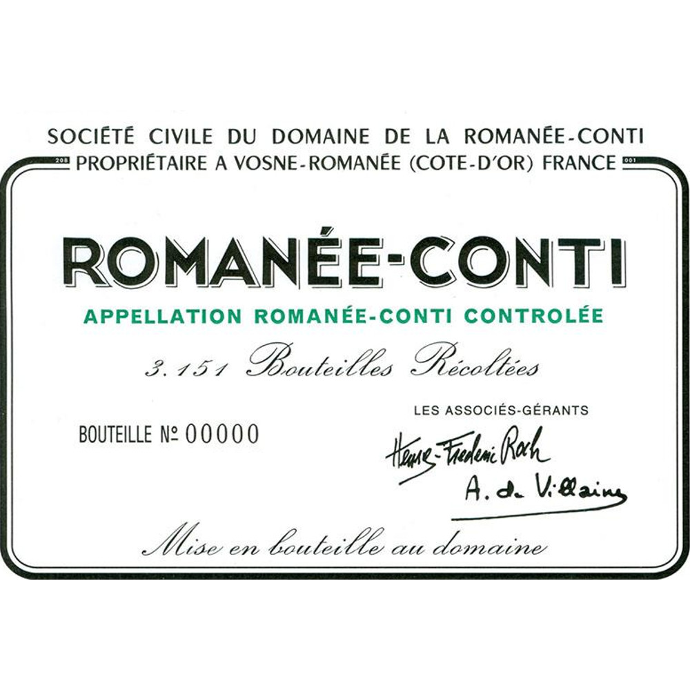DRC label