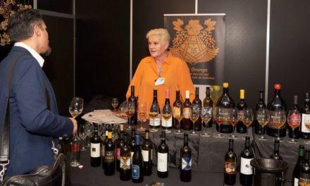 Wijn van Gravner wint Orange Wine competitie