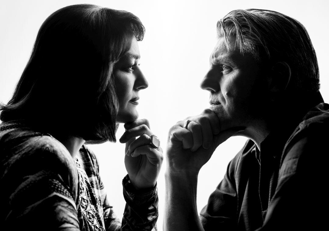 Thérèse en Jonnie Boer
