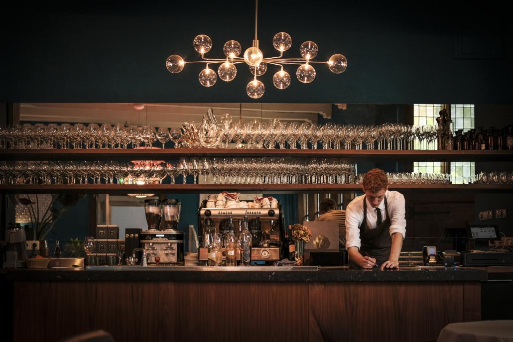 Olivijn bar