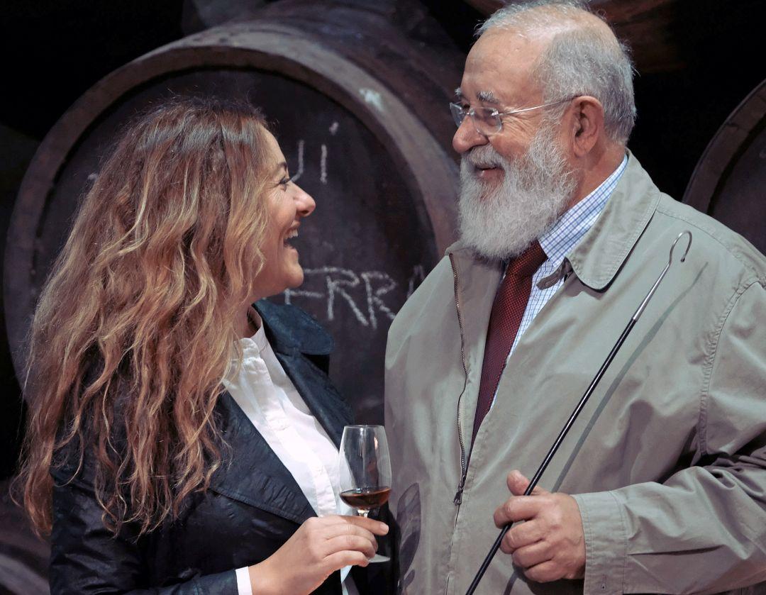Rocio Ruiz en Alonso Ruiz Olivares