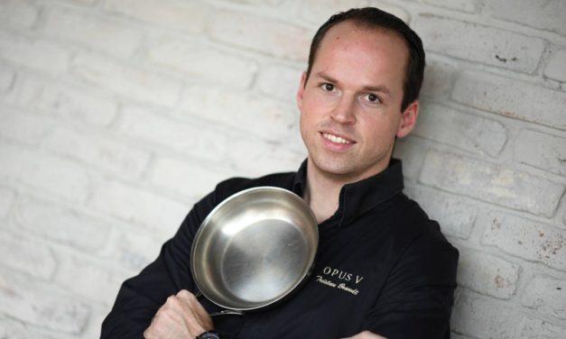 Tristan Brandt, Duitslands jongste tweesterrenchef