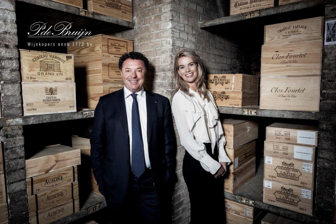 Eric en Marianne de Bruijn