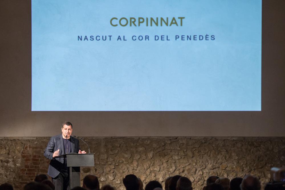 Josep Roca bij Corpinnat
