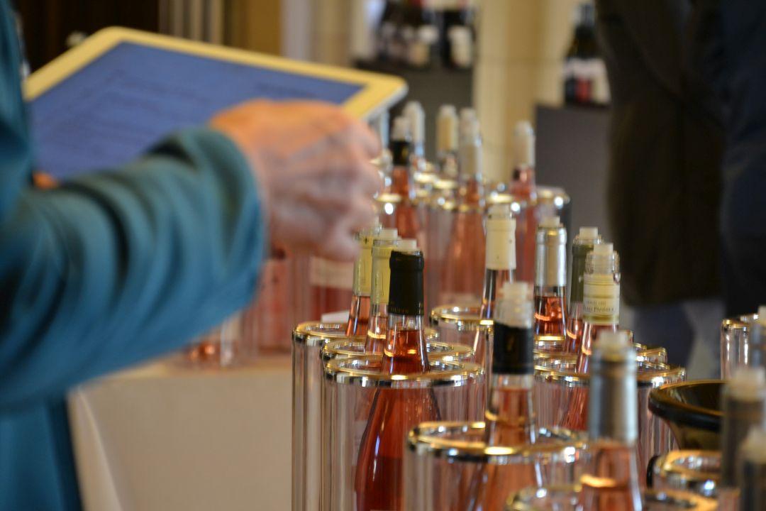 Loire rosé