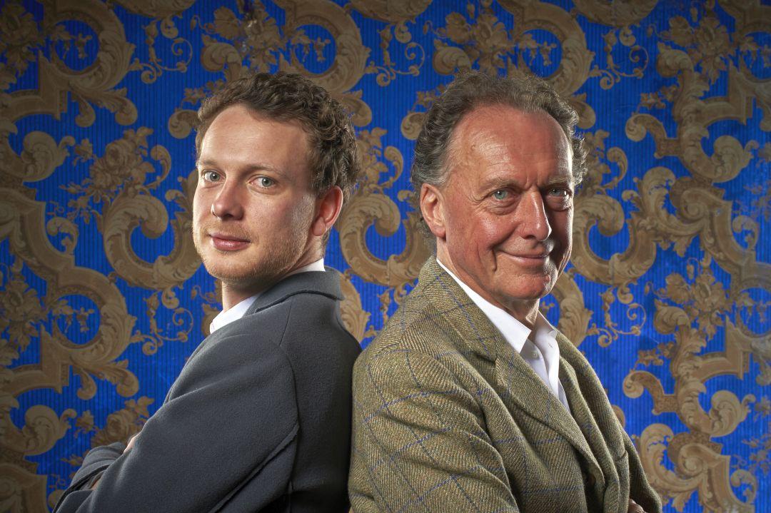 Alois Clemens en Alois Lageder