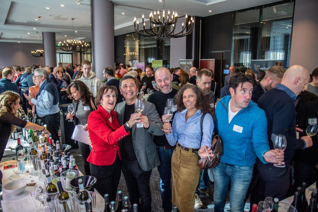 40 producenten met 200 wijnen