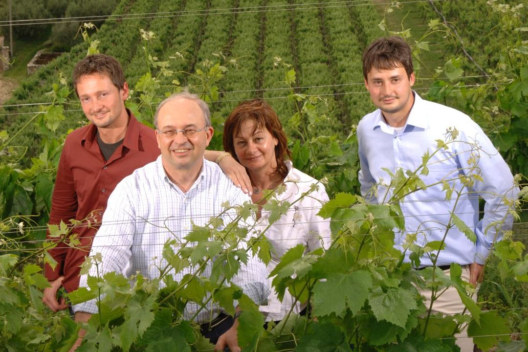 Familie Pieropan