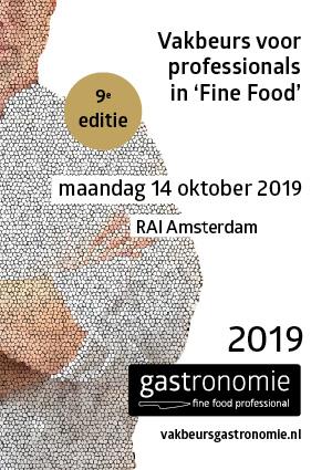 Banner Vakbeurs Gastronomie oktober 2019