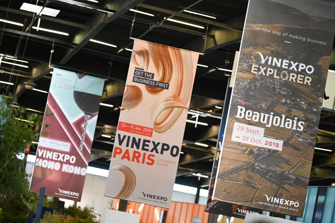 Vinexpo Paris 1