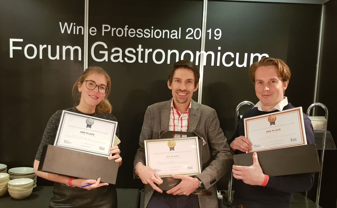 WOSA Somm Cup