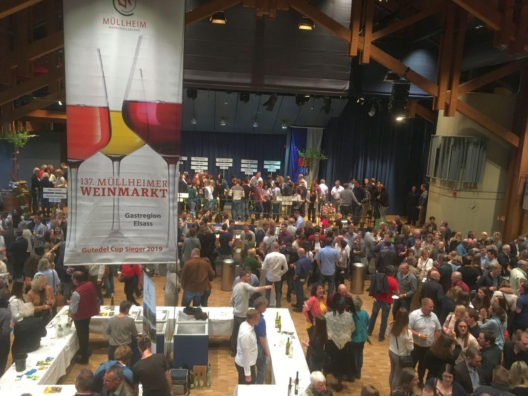 Müllheimer Weinmarkt