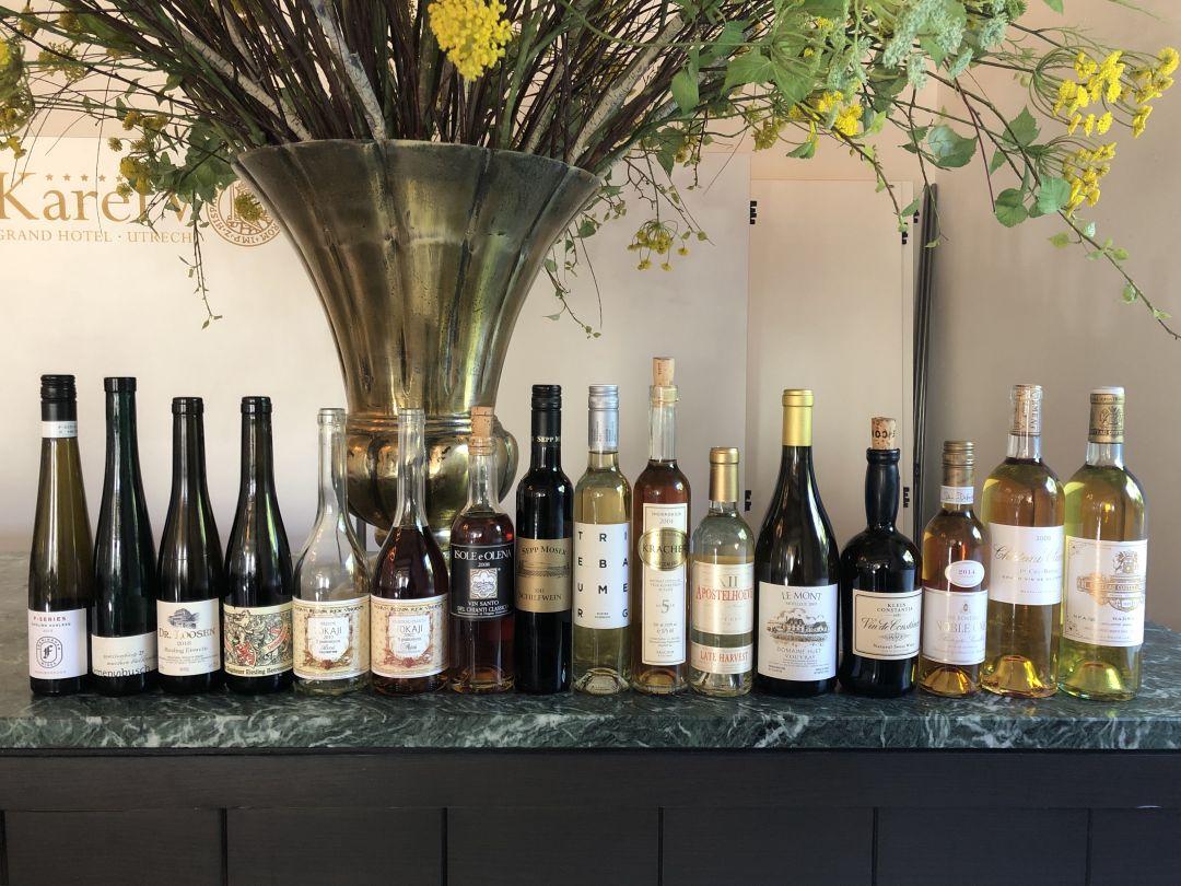 zoete wijnen bij Karel V