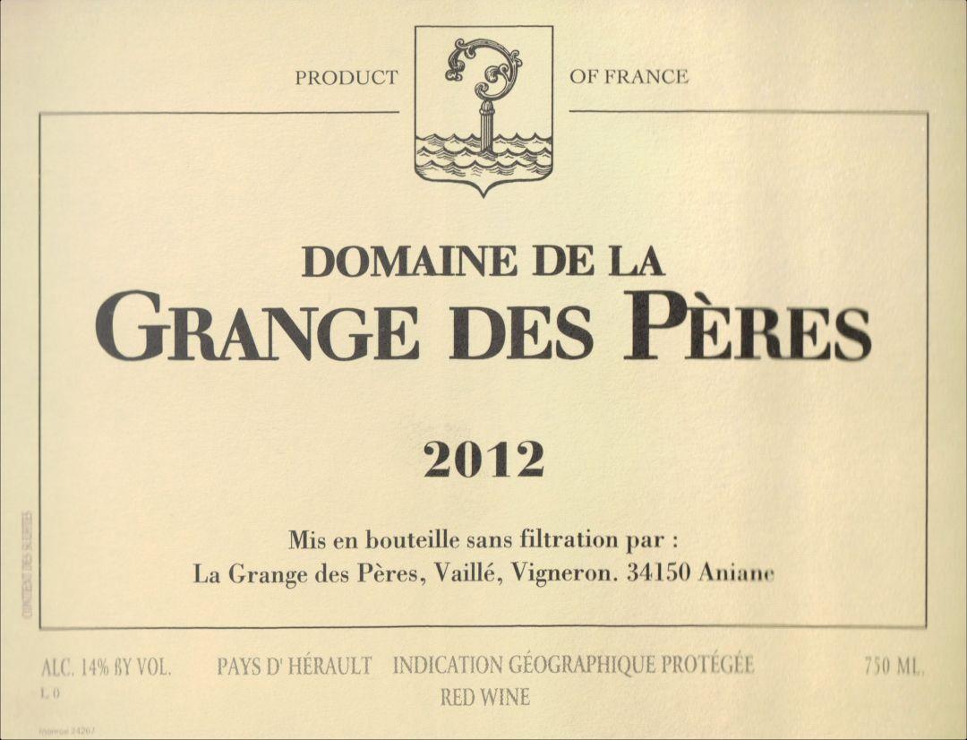 Grange des Peres