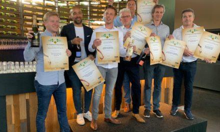 Veelzijdige mousserende wijnen in finale Proefschrift Wijnconcours