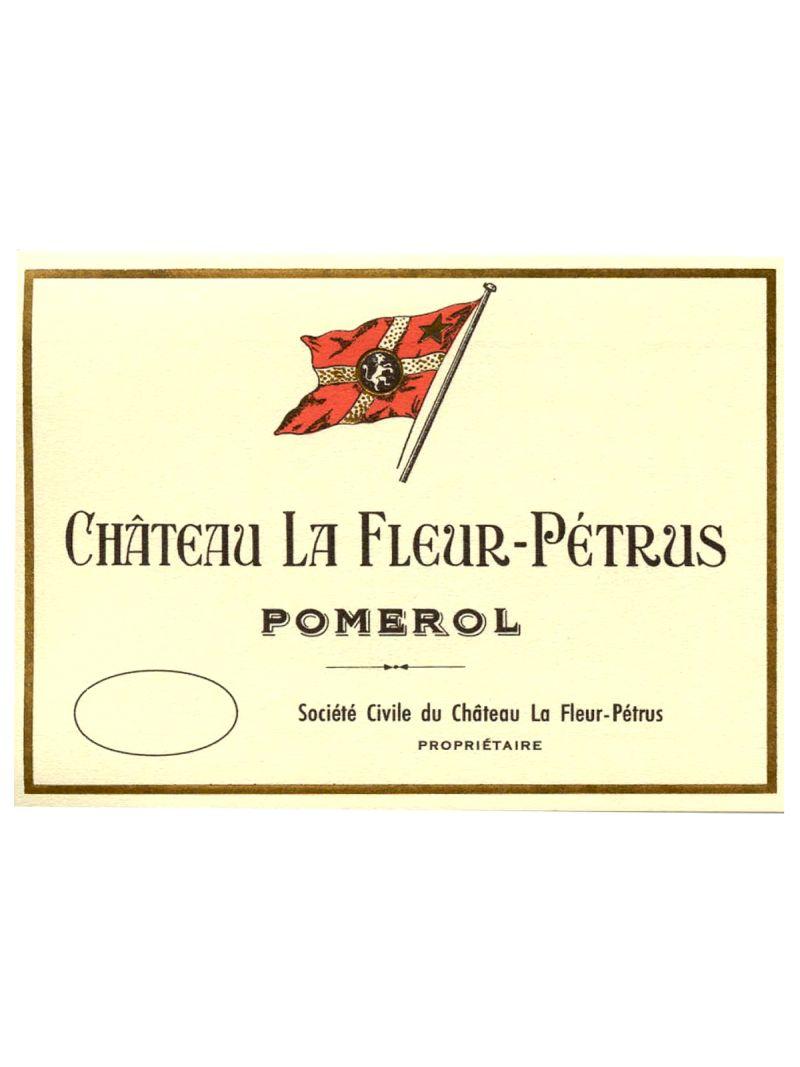 La Fleur Petrus label