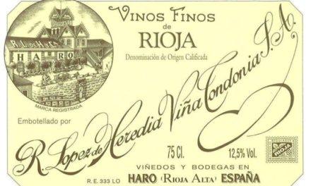 Viña Gravonia, Bodegas López de Heredia Viña Tondonia 2007