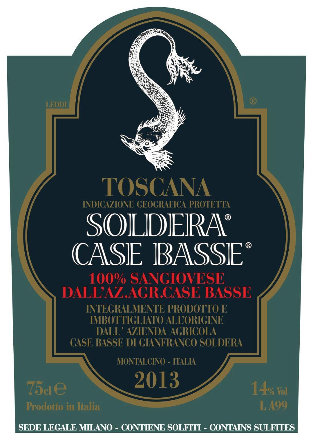 Soldera Case Basse