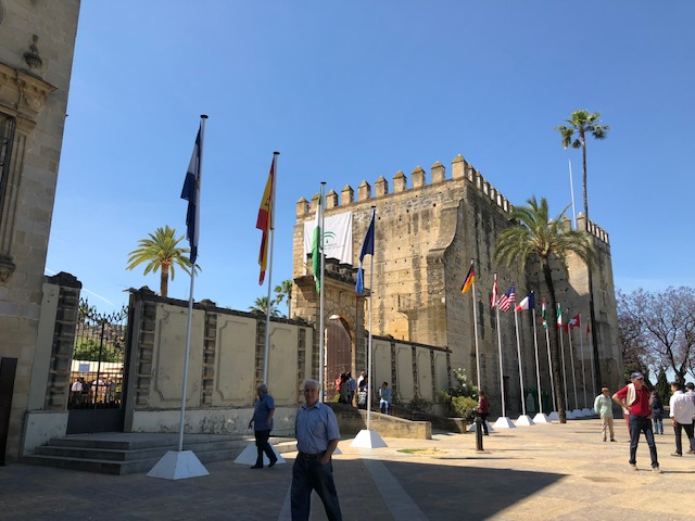 Alcazar van Jerez de la Frontera