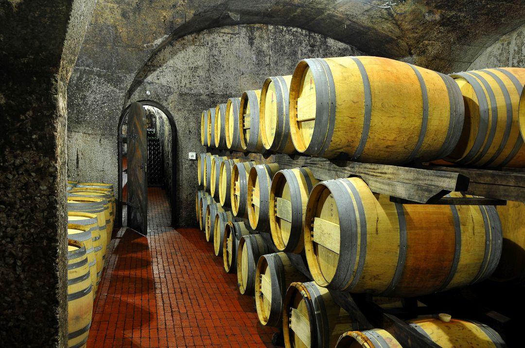 Chamonix wijnkelder