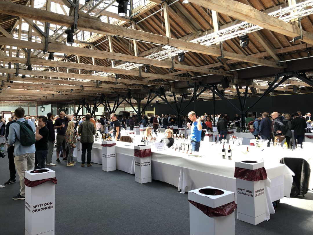 The Real Wine Fair in Londen