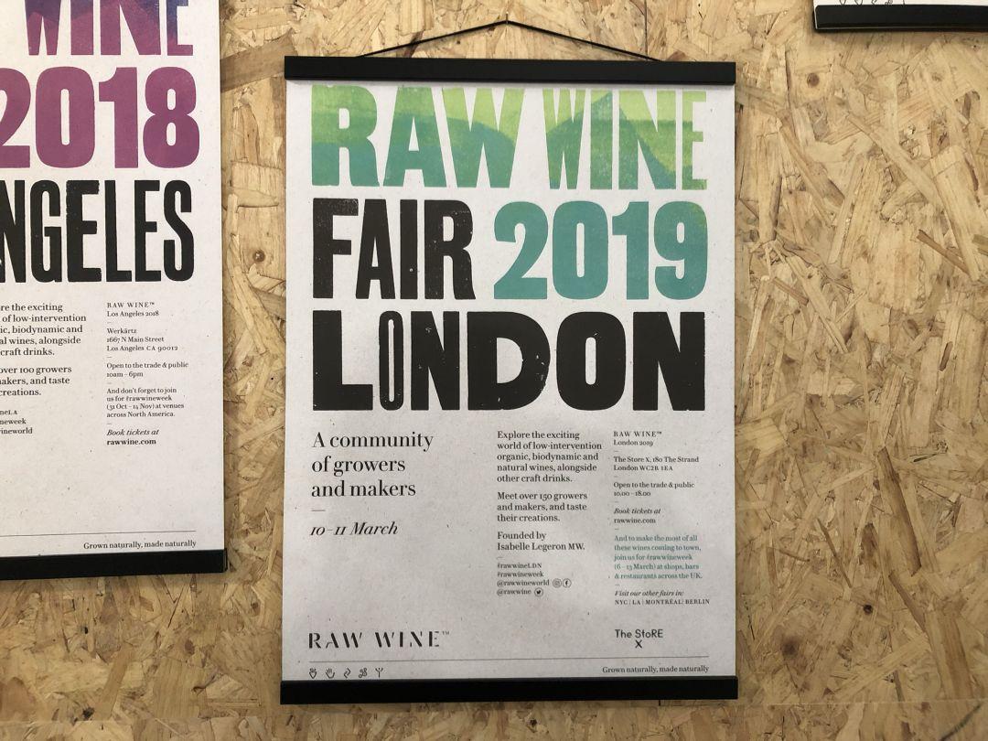 Raw Wine poster