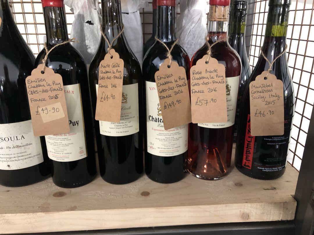 wijnen op real wine