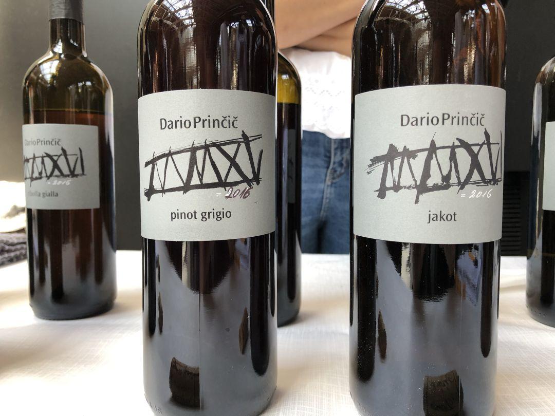 wijnen van Princic