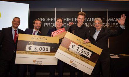 Restaurant De Librije wint Grand Concours Bollinger 2019