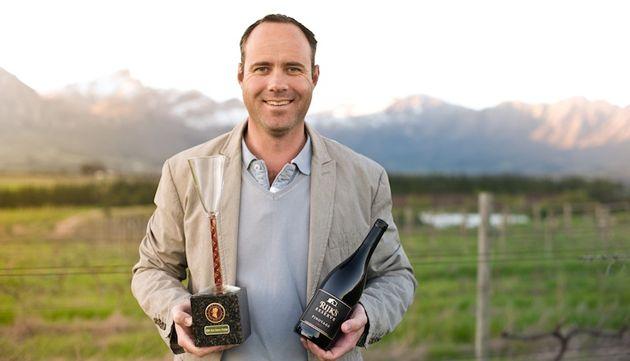 Wijnmaker Pierre Wahl
