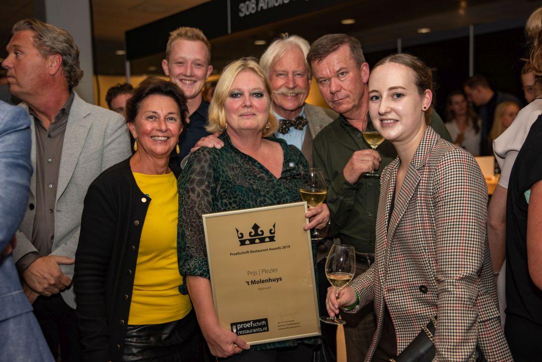 Prijs | Plezier restaurant 't Molenhuys