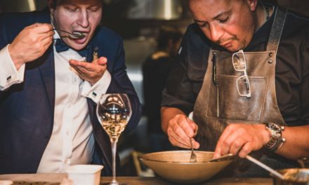 Finalisten Grand Concours Bollinger 2019: FG Restaurant