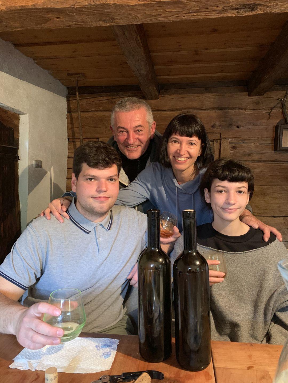 Familie Urbajs