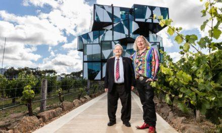 Australia's First Families of Wine op bezoek bij Fitzgerald