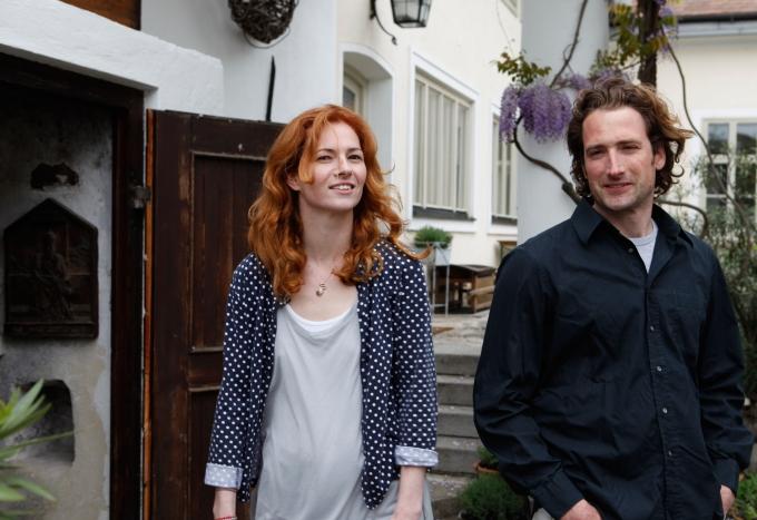 Stephanie en Eduard Tscheppe-Eselböck