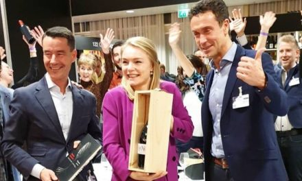 Loesje Clement wint Wine Making Challenge 2020