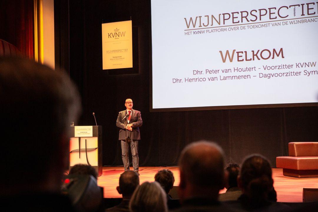 Peter van Houtert KVNW symposium