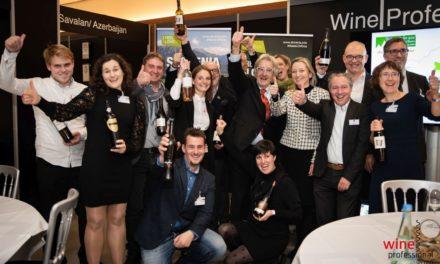 Wine Professional 2020: openingsproeverij Slovenië