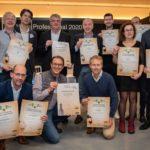 Proefschrift Nationale Huiswijncompetitie: winnaars en finalisten