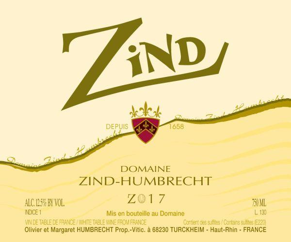 Zind label