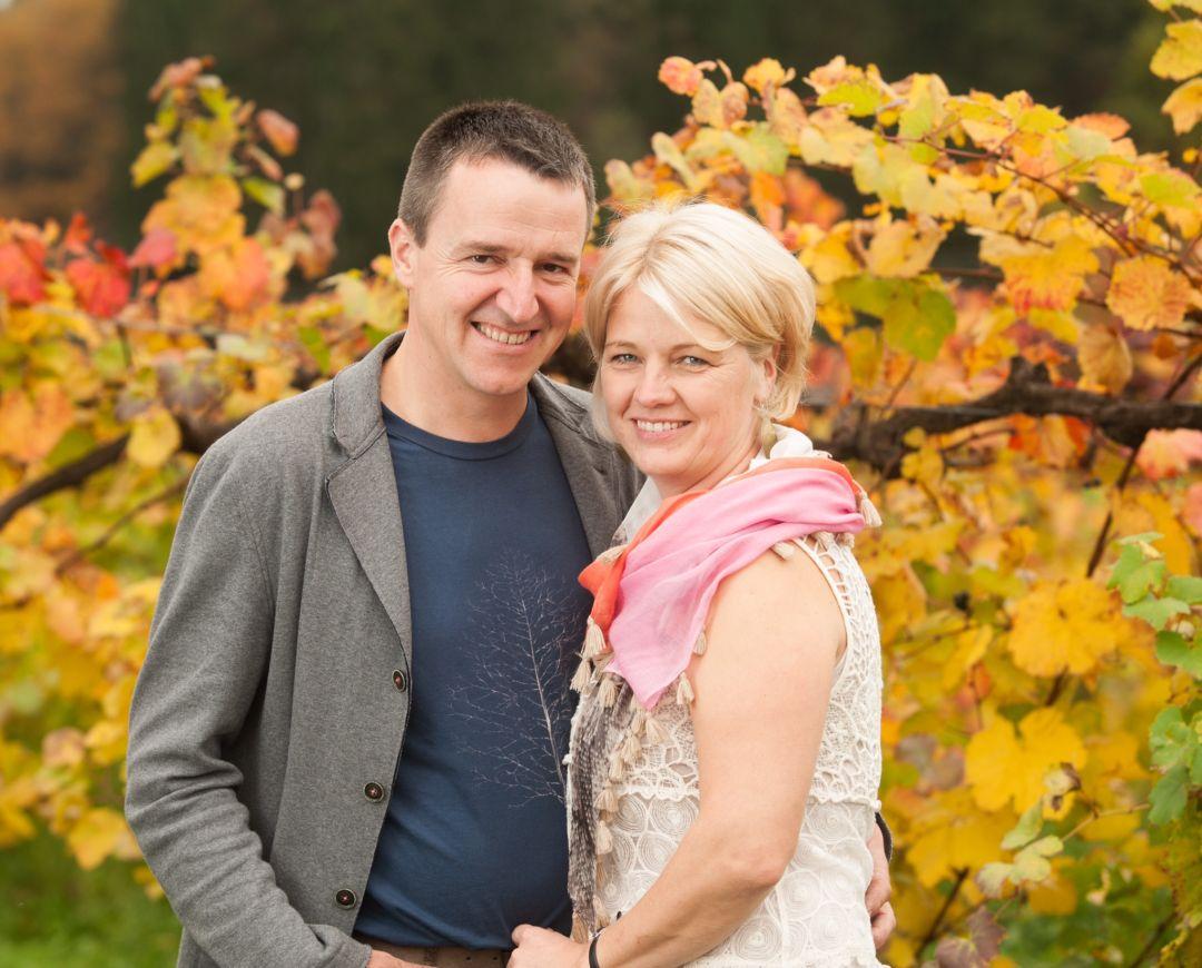 Franz en Christine Strohmeier