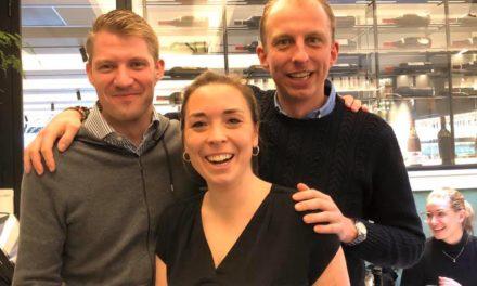 Grote bestuurswisseling Nederlands Gilde van Sommeliers