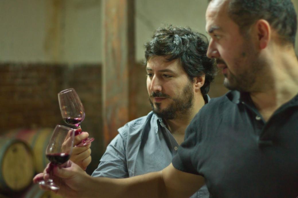 Paco Leyton en François Massoc
