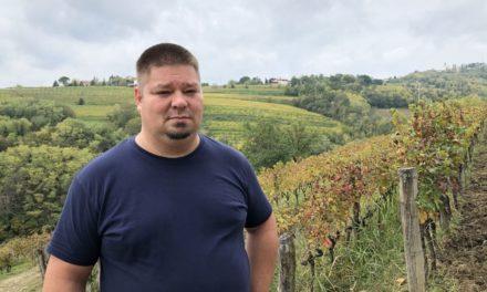 Saša Radikon: 'Ik wil geen statische wijnmaker worden'