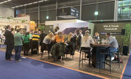 Wijn & Trends-paviljoen op de Horecava slaat aan