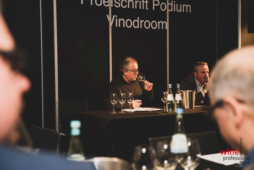 Hans vd Meeberg en Hans Koomen