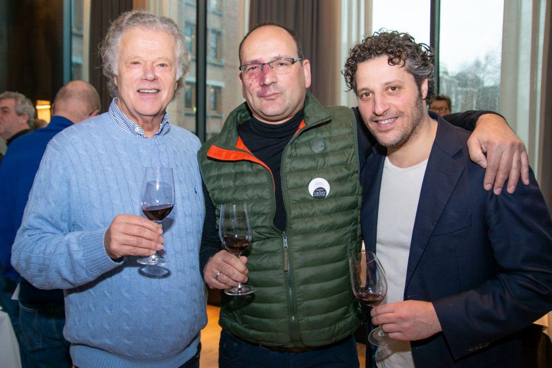 Yann Chave & Sanders Wijnkopers