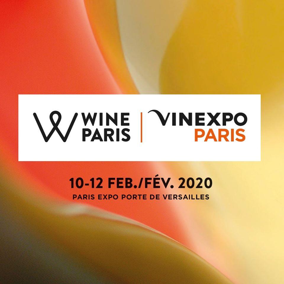 logo visexpo wine paris