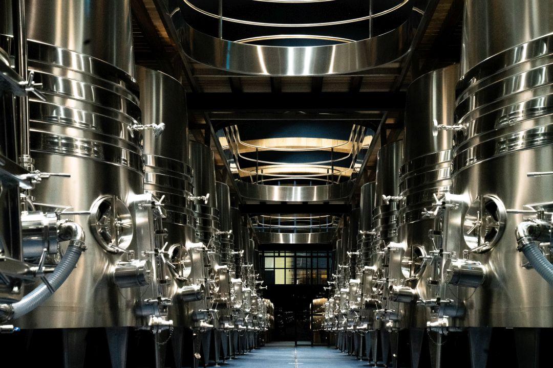 vinificatieruimte